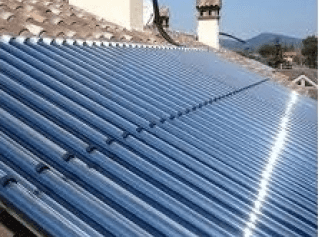 pannello solare sottovuoto elco