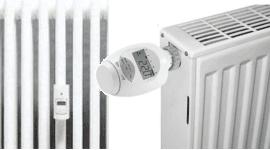 contabilizzazione calore, valvola termica per contabilizzazione calore