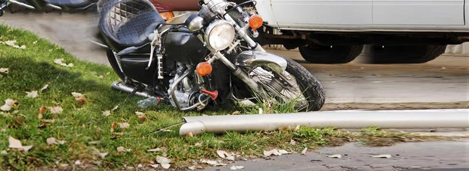 motorcycle accient