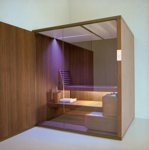 BodyLove sauna