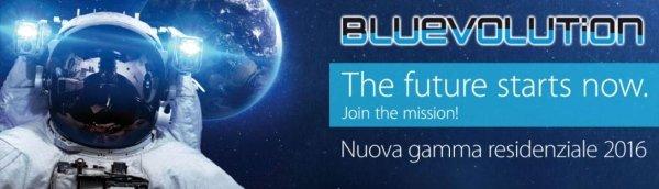 gamma residenziale Bluevolution