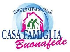 CASA FAMIGLIA BUONAFEDE - LOGO