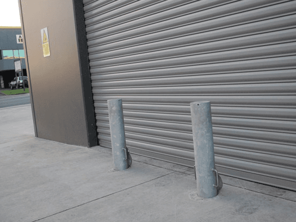 Bollards and Gates
