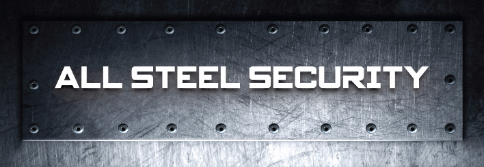 All Steel Security logo