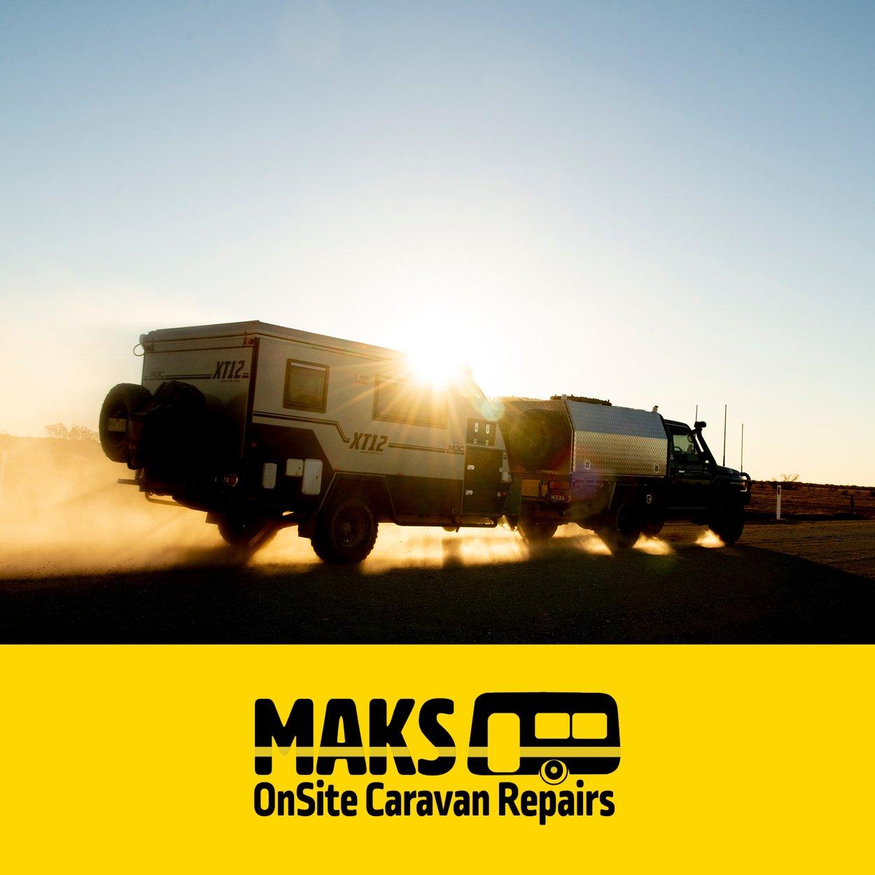MAKs Caravan Repairs