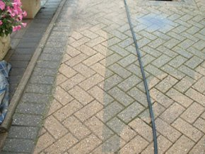 driveway-cleaning---stoke-on-trent,-stafford---Staybrite Cleaning Services---paving-&-driveway