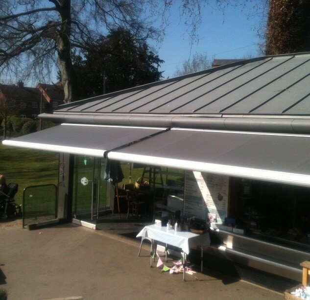 party awning