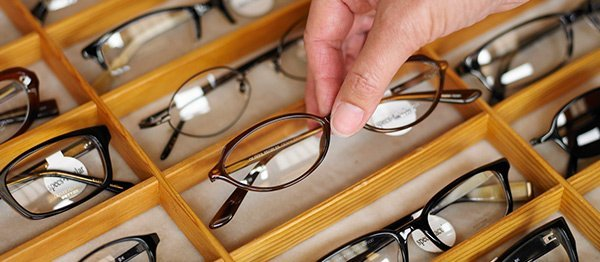 see side optical hand picking glasses
