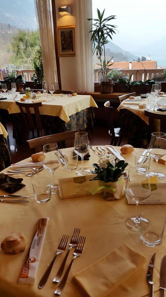 Il nostro ristorante pizzeria ad Alpago