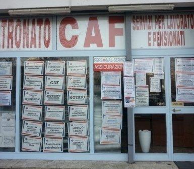 servizi caf