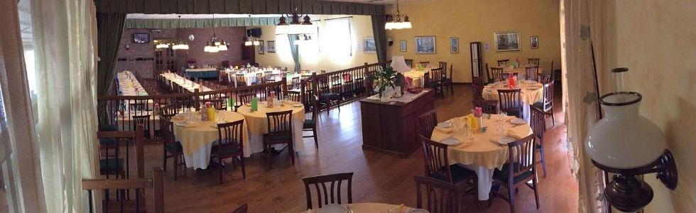 sala ristorante zattarin