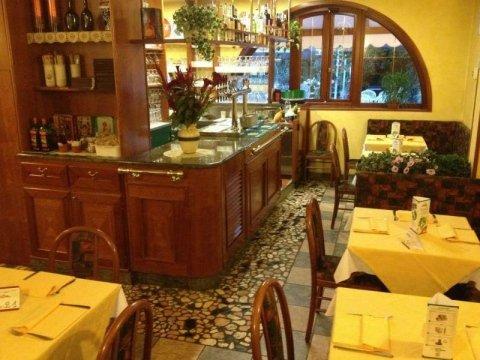Il ristorante Zattarin