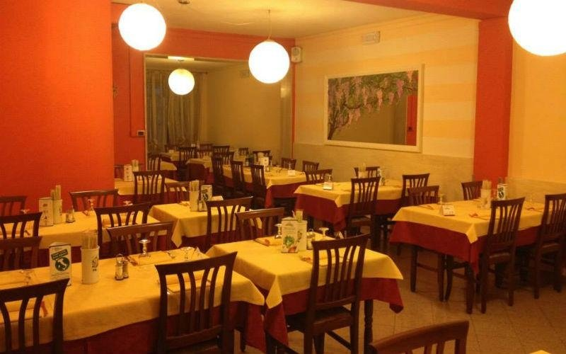 sala ristorante padova