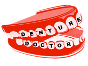 logo of the best in denture repairs in Gold Coast