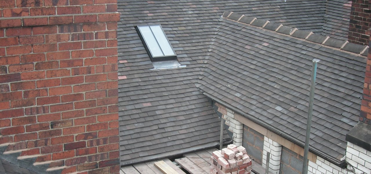 Roofing Company Greenhill Roofing Services Staffordshire