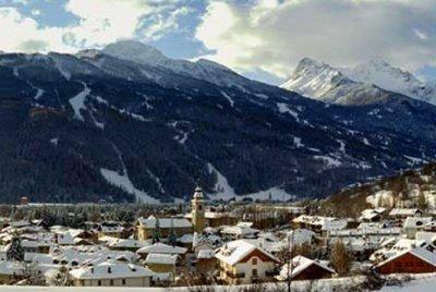 Paese di Bardonecchia - Agenzia Immobiliare Pinelli - Torino e Bardonecchia