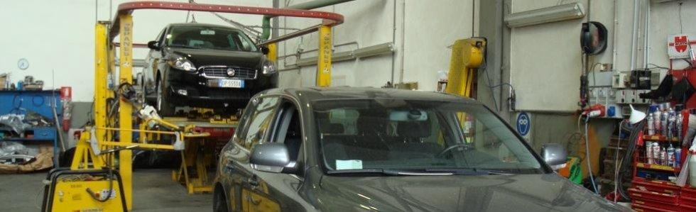carrozzeria officina modena
