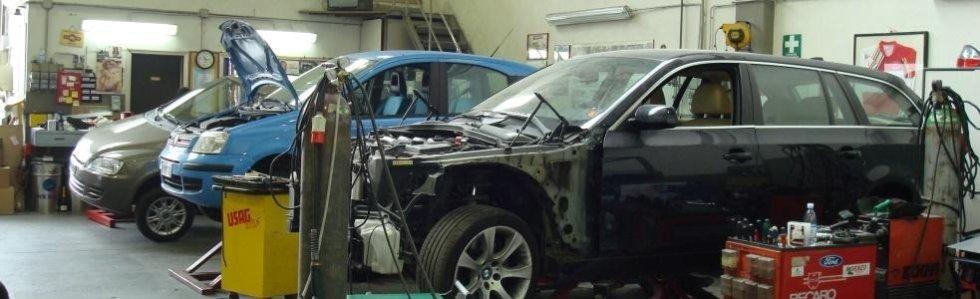 carrozzeria verniciatura restauro auto modena