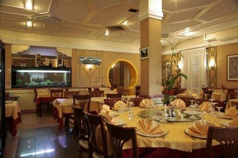 sala interna ristorante cinese