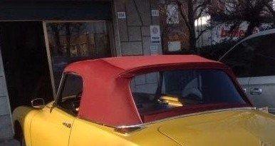 tappezzeria auto