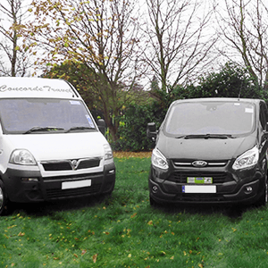 van hire for group outings