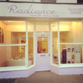 When your hair needs a trim in Lowestoft call Radiance Hair Salon