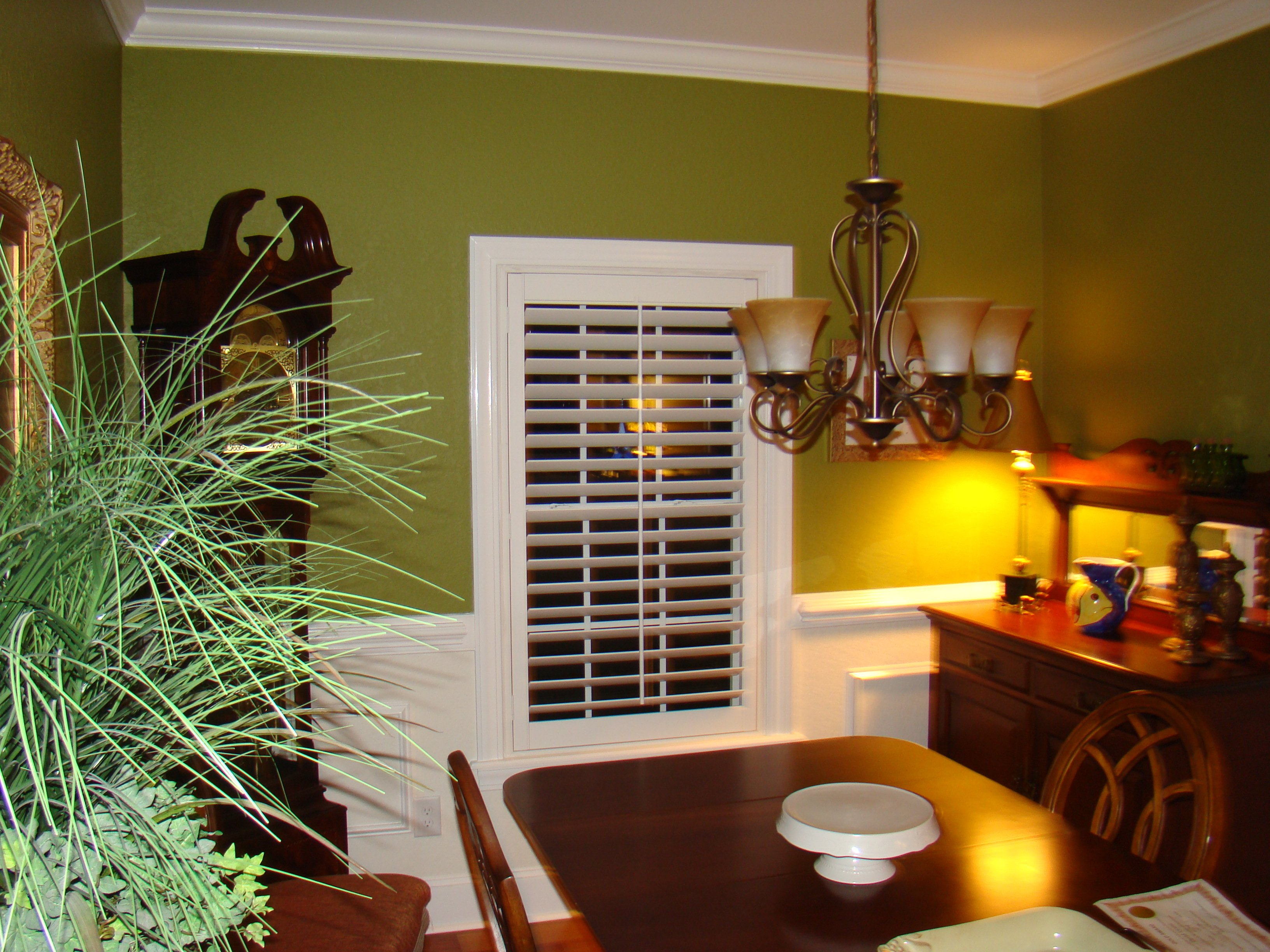 Gallery Roller Shades Amp Plantation Blinds Wilson New