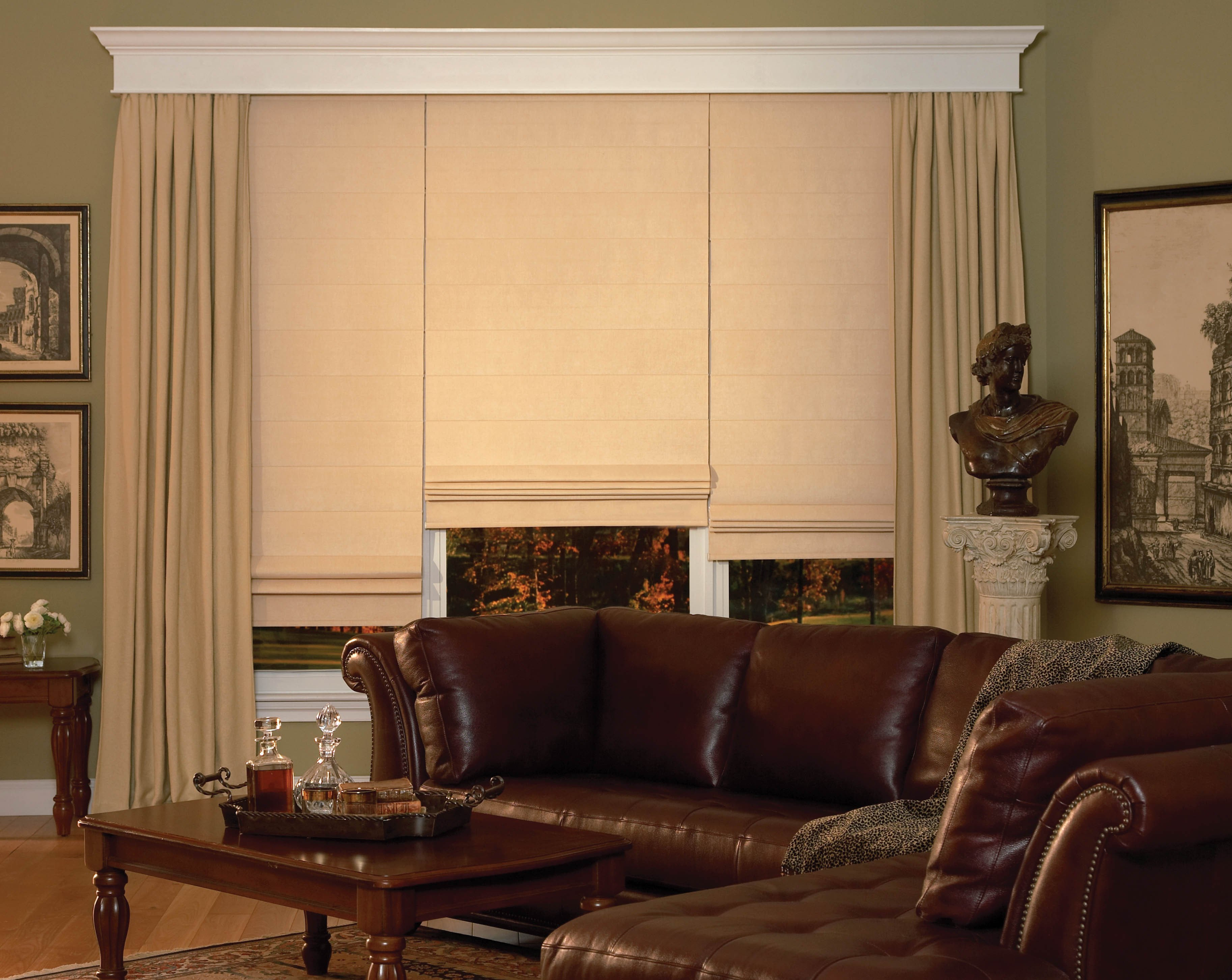 Roman Shades TargetChicology Cordless Magnetic