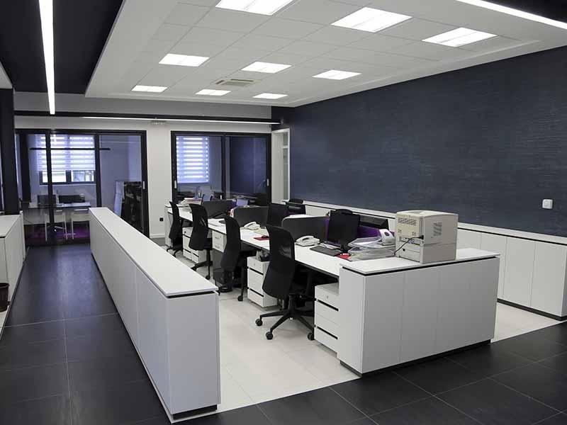 progettazione e realizzazione mobili ufficio