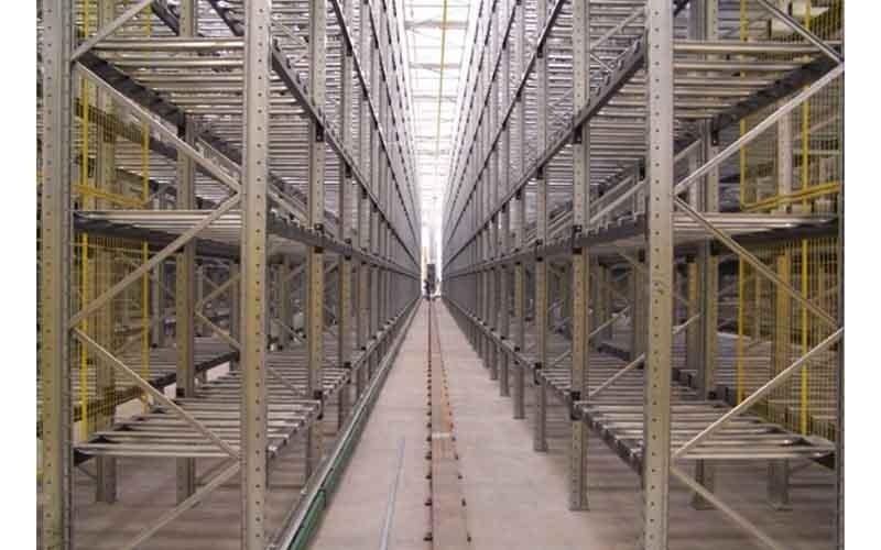 produzione magazzini automatici