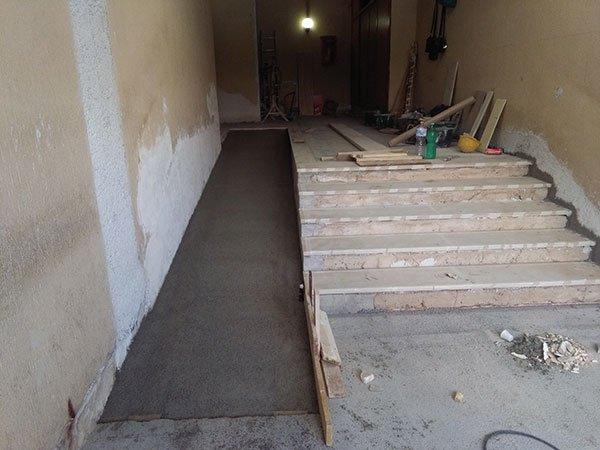 Rivestimento in cemento