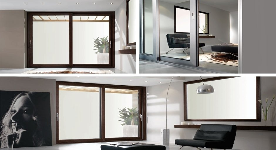 finestre in alluminio-legno