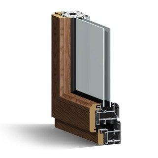 ponzio alluminio-legno