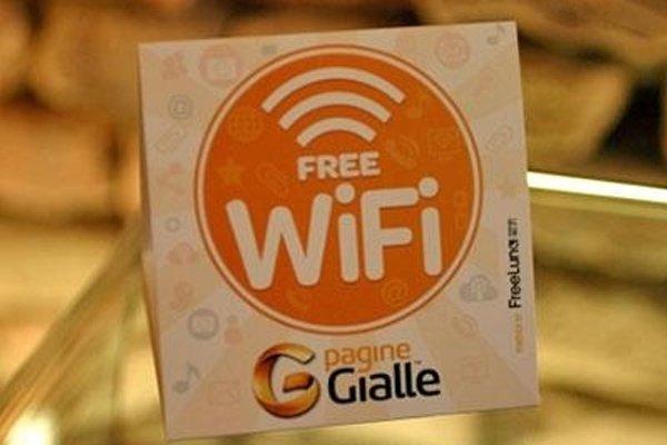 Wi-Fi libero