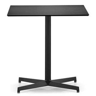 tavolo quadro base centrale