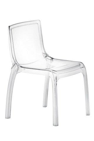 sedia in policarbonato