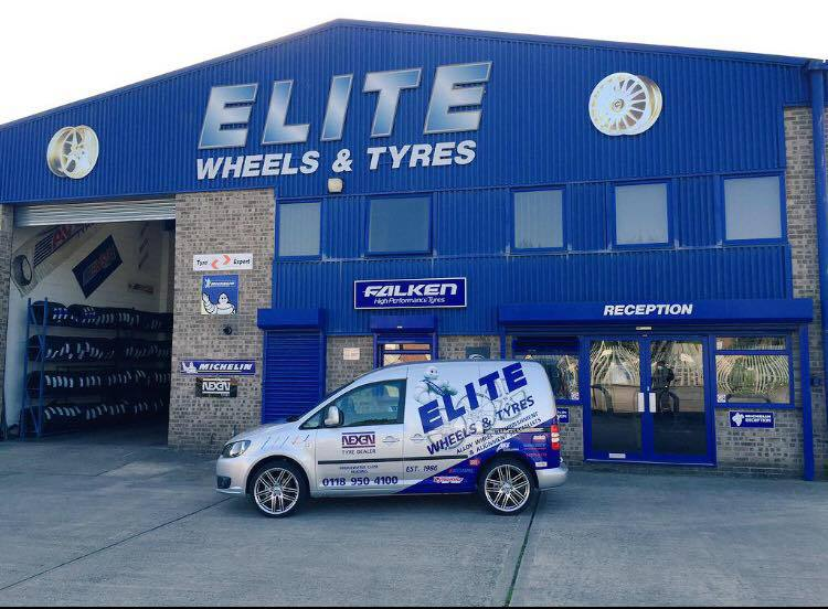 Elite Wheels & Tyres van Reading