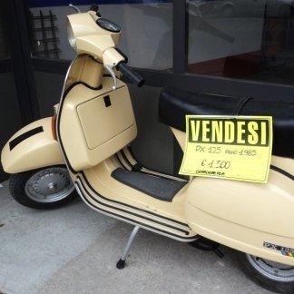 Vespa PX 125 E