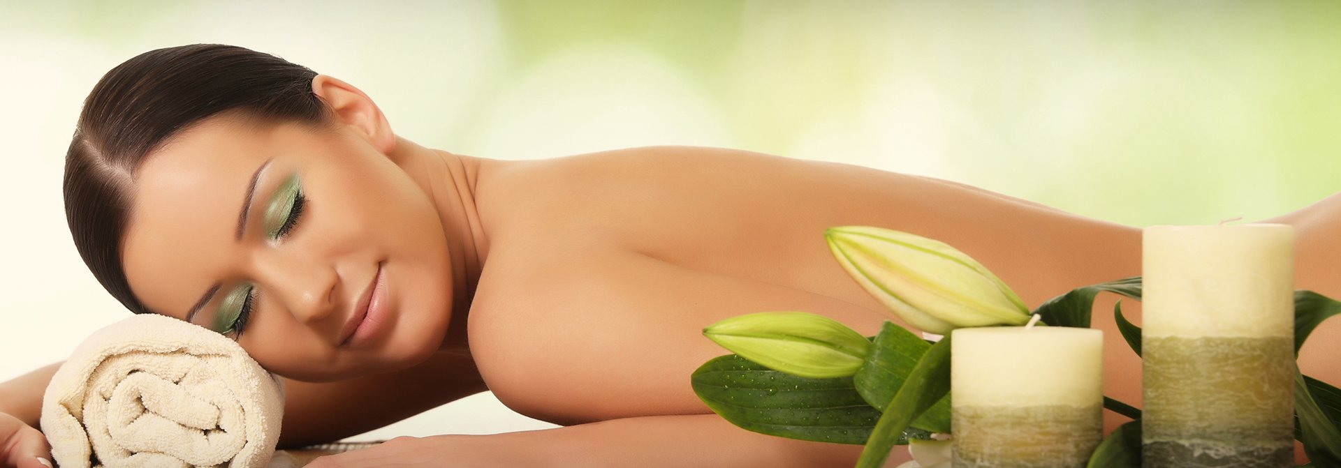 Relaxing massage treatments in Rushden