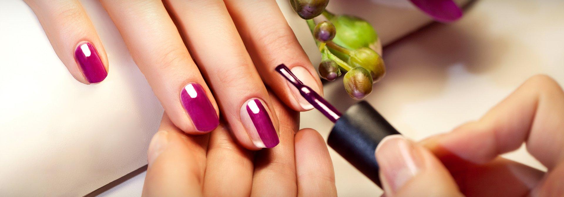 OPI manicures