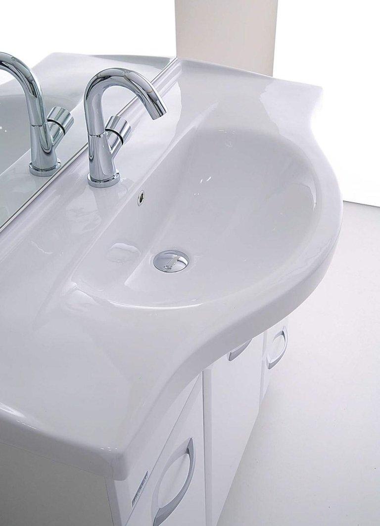 Console per bagno, arredo bagno, mobili bagno, Elle emme Ci, Rieti