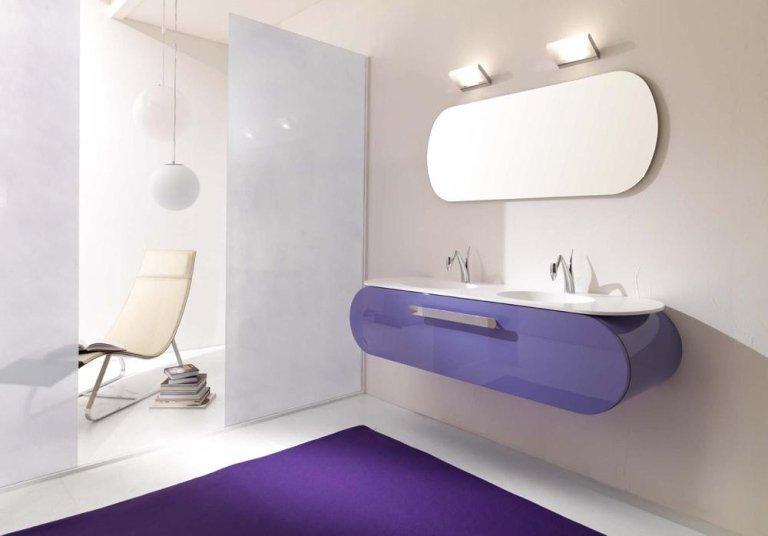 mobili per il bagno, arredo bagno, bagno, Lasaidea, Rieti