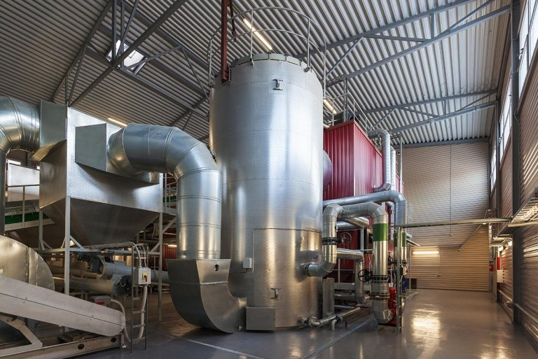 Grandi impianti industriali termoidraulici rieti ssagg - Grandi impianti lavatrici ...
