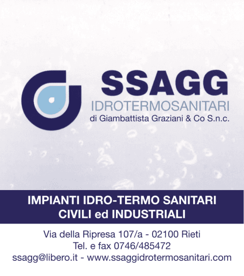 idrotermosanitari, ssagg Rieti, Termoidraulici, Idraulici emergenza, Rieti