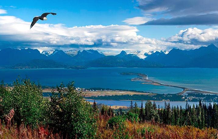 Outdoor view in Alaska