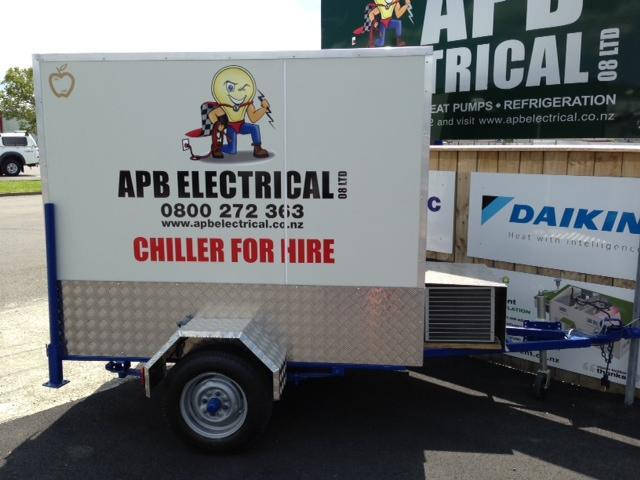We Provide Extensive Electrical And Refrigeration Services