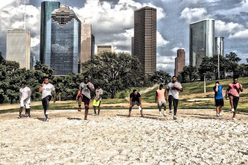 Fitness Trainer in Houston, TX