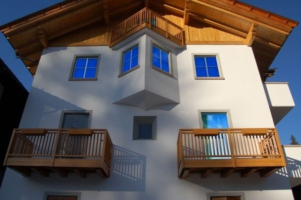 Balconate in alluminio
