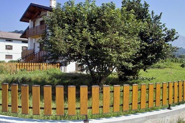 Recinzioni santo stefano ticino milano plasticino - Recinzione per giardino ...