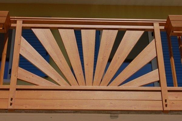 Stecche in pvc per balconi